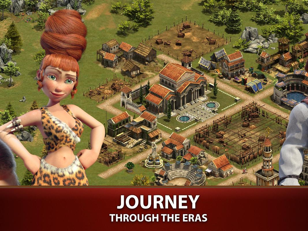 Download Game Forge Of Empires Apk
