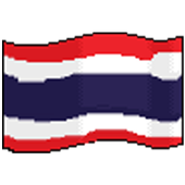 Go High Thai National Flag! icon