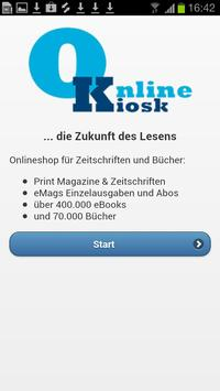 OnlineKiosk mobile poster