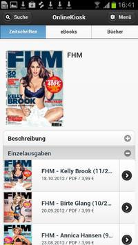 OnlineKiosk mobile apk screenshot