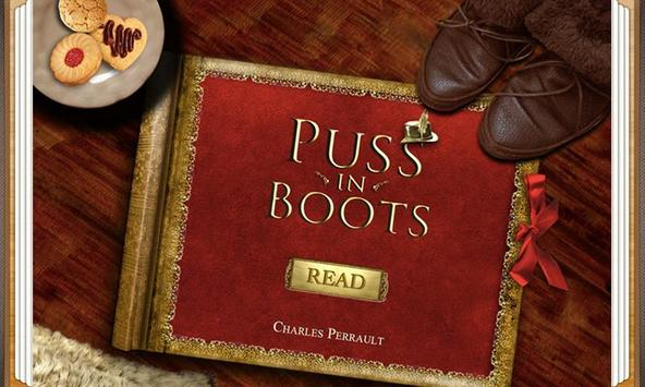 Puss in Boots Interactive poster