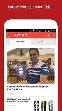 MyCebu.ph: Cebu News, Features poster