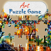 Art Jigsaw Puzzles for Kids icon