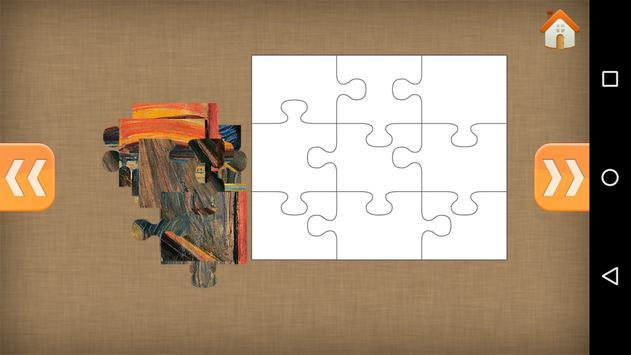 Art Jigsaw Puzzles for Kids apk screenshot
