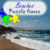 Beaches Jigsaw Puzzles Games icon