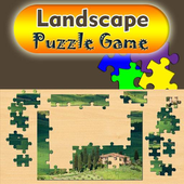 Landscape Jigsaw Puzzles Game icon