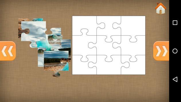 Landscape Jigsaw Puzzles Game apk screenshot
