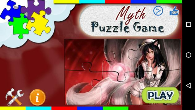 Myth Jigsaw Puzzles for Kids poster