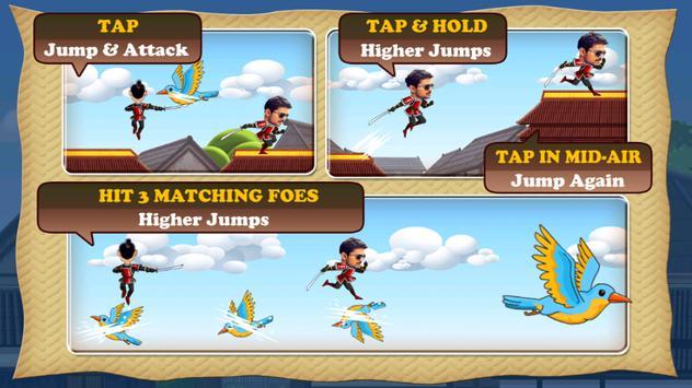 Samurai Vijay apk screenshot