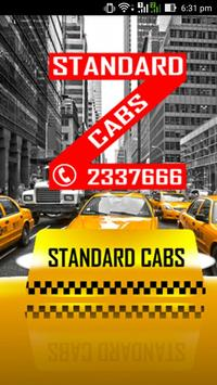 Standard Cabs poster
