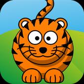 Match Game for Kids: Safari icon