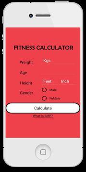 My Fitness Calculator screenshot 3