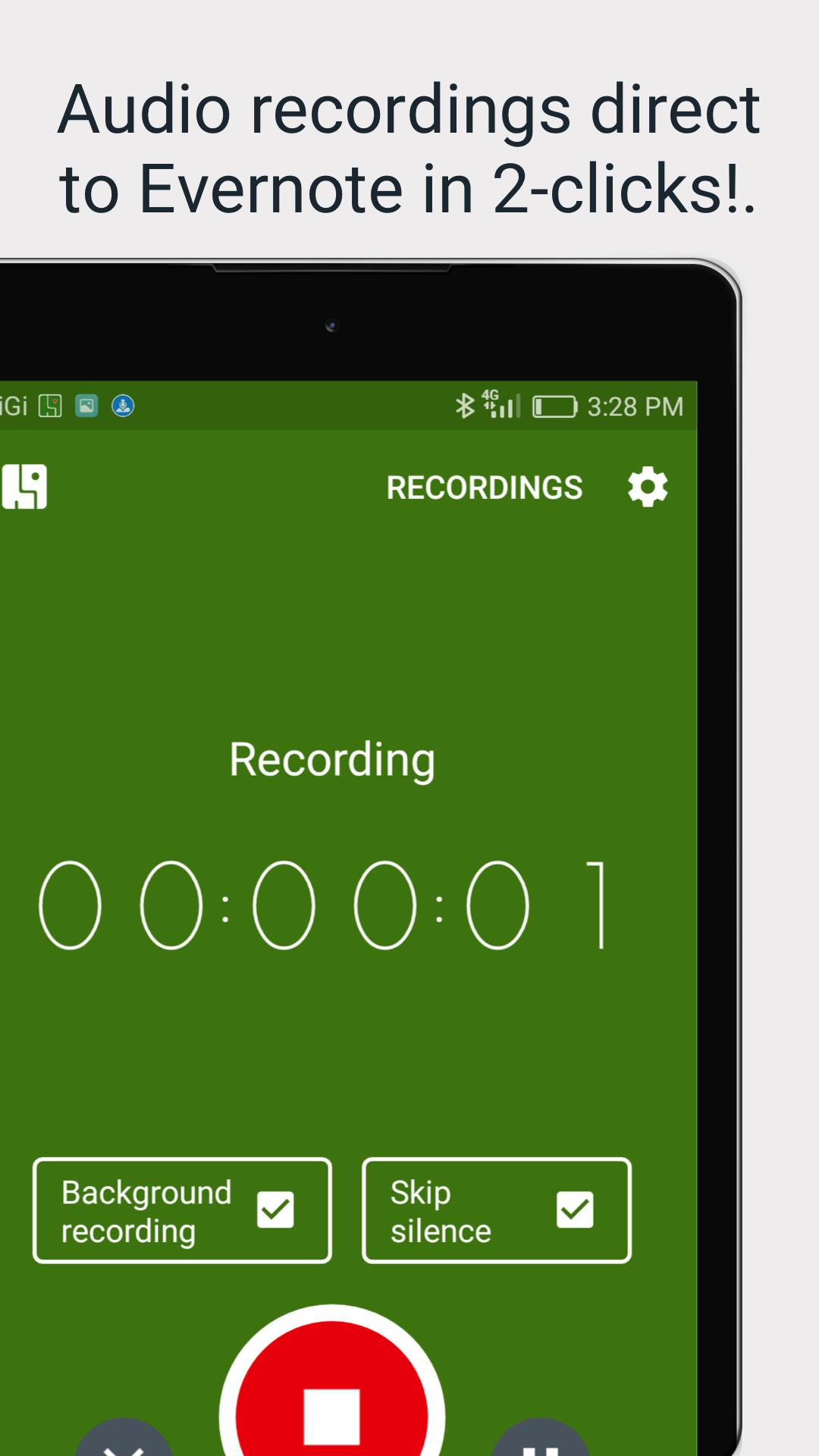 EverVoice (Audio To Evernote) for Android - APK Download
