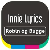 Robin og Bugge - Innie Lyrics icon
