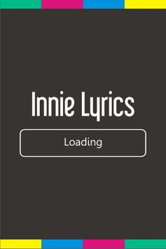 Robin og Bugge - Innie Lyrics poster