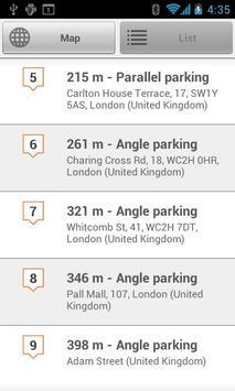 Parkible apk screenshot