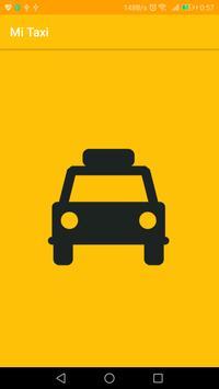 Mi Taxi poster