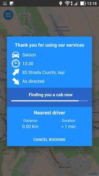 AnBCars Passenger apk screenshot