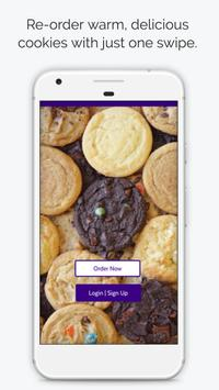 Insomnia Cookies poster
