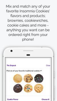 Insomnia Cookies apk screenshot