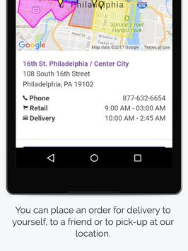 Insomnia Cookies apk screenshot
