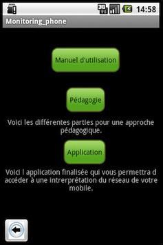 UMTS status apk screenshot