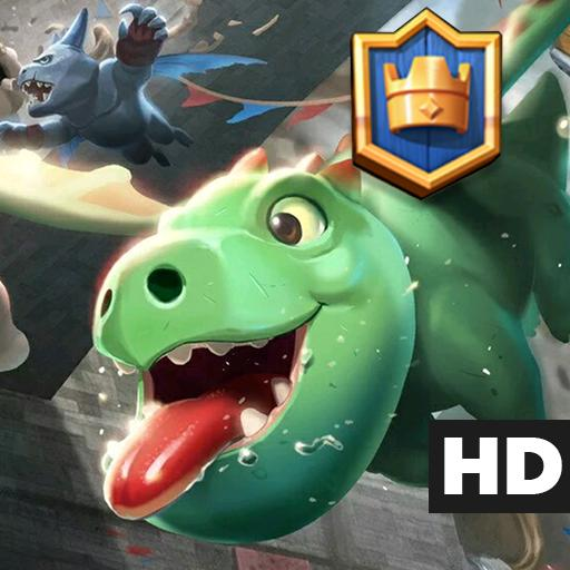 Royal Fanart Coc Wallpapers Hd For Android Apk Download