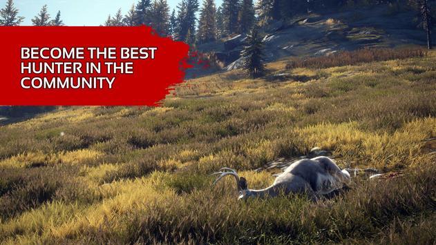 Animal Hunter Bow Simulator screenshot 1