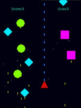 Space Triangle apk screenshot