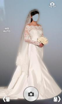 Wedding Dress Photo Montage screenshot 2