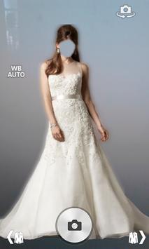 Wedding Dress Photo Montage screenshot 3
