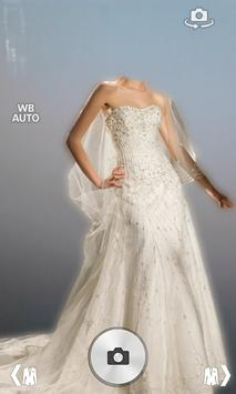 Wedding Dress Photo Montage screenshot 5