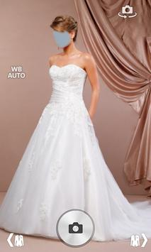 Wedding Dress Photo Montage screenshot 6