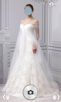 Wedding Dress Photo Montage screenshot 7