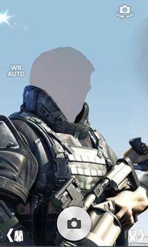 Modern soldier-US photomontage apk screenshot