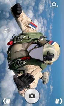 Modern soldier-RU photomontage poster