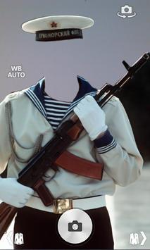Modern soldier-RU photomontage apk screenshot