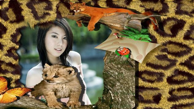amazon wildlife photo frames APK Download - Free Photography APP for ...
