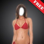 Bikini Suit Photo Montage icon