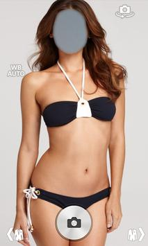 Bikini Suit Photo Montage apk screenshot