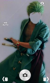 Cosplay Suit Photo Montage apk screenshot