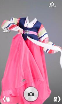 Hanbok Dress Photo Montage apk screenshot