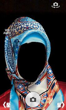 Hijab Montage Photo Editor poster