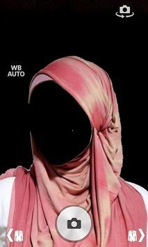Hijab Montage Photo Editor apk screenshot