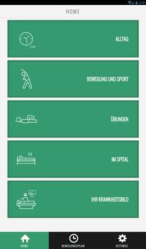 INSELhealth - spinal surgery apk screenshot