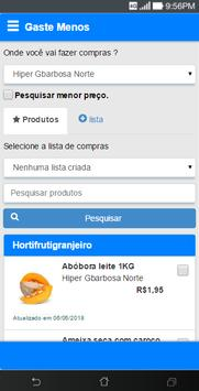 Gaste Menos-Compat screenshot 1