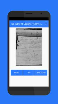 Document Scanner-Camscanner HD Pdf Print screenshot 2