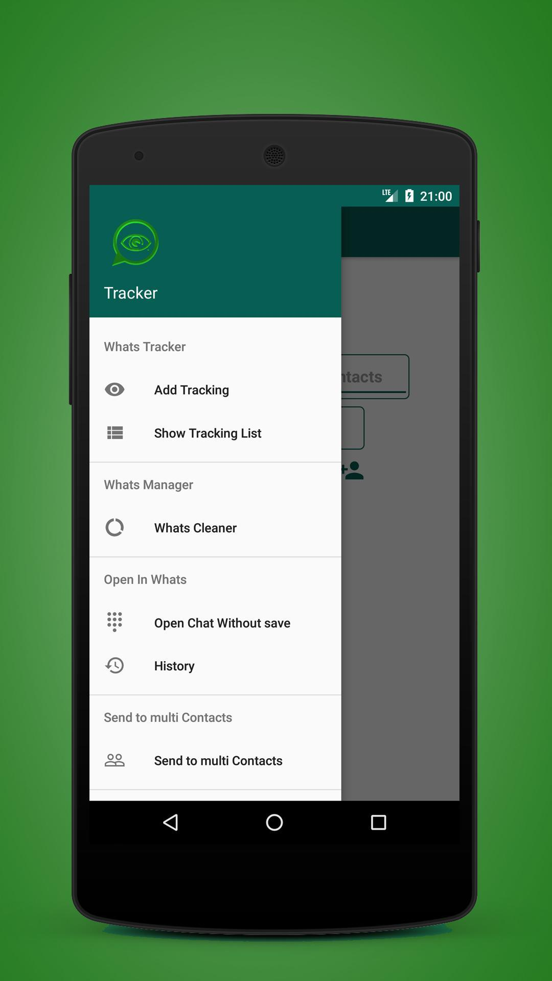 tracker for whats online monitor App for Android - APK Download