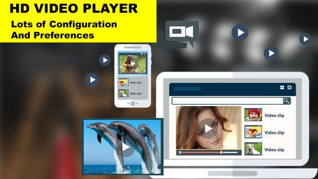 HD Video Player All Format-Pro version screenshot 1