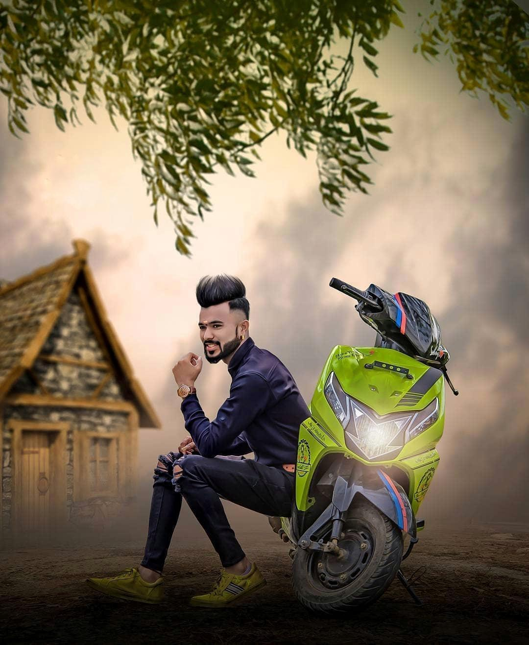 New Bike Poses For Boys For Android Apk Download